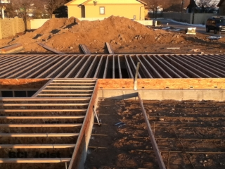 House Frame South Jordan