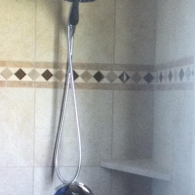 Complete bath remodel