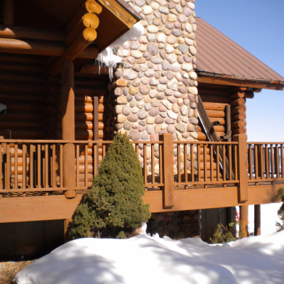Custom Built Deck Utah