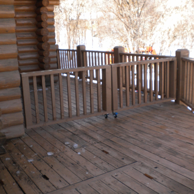 Deck Finishing South Jordan