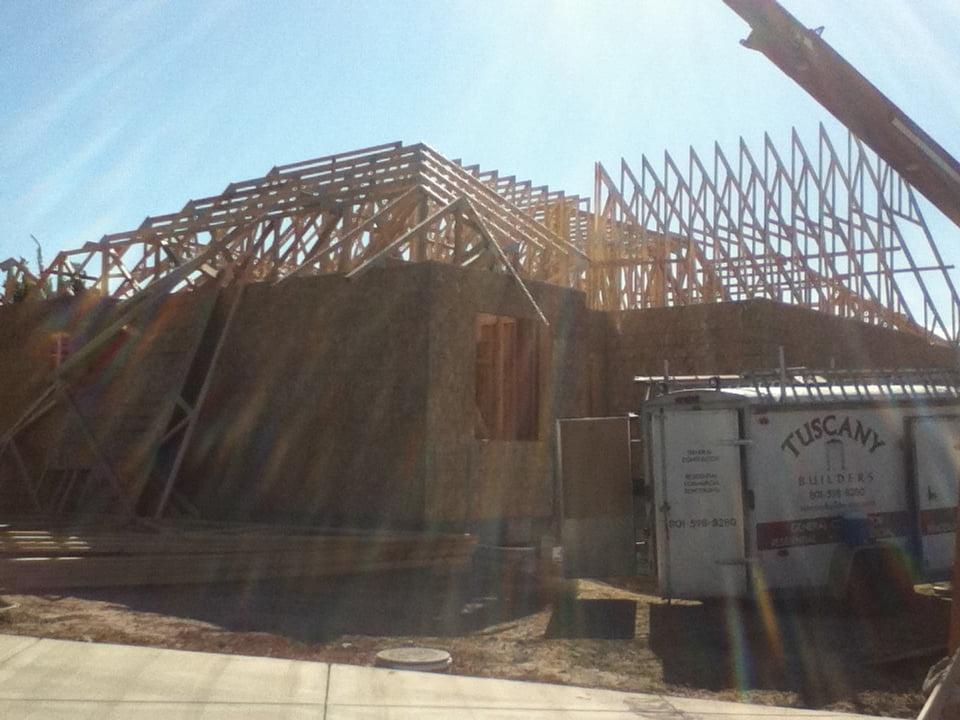 Utah home builder