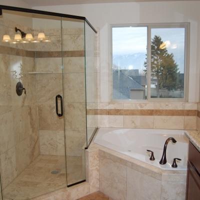 Bathroom Remodel Utah Home Building & Remodeling Portfolio  South Jordan Utah .